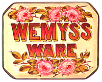 Wemyss Ware Display Plate