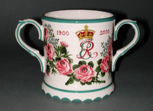 Queen Mum Loving Cup